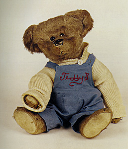 Tired Teddy image